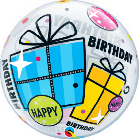 "22"" BDAY FUN & FUNKY GIFTS (PK)S.BUBBLE"