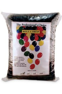 "RELI-A-DROP NET~HOLDS 100 8"" BALLOONS"