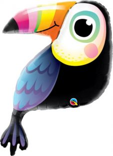 "41"" SHAPE COLORFUL TOUCAN (PK)"