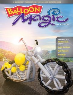 BMAGIC THE MAGAZINE-ENGLISH ISS#91