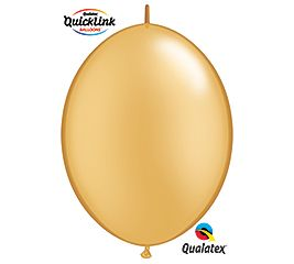 "06"" QLINK GOLD 50CT"