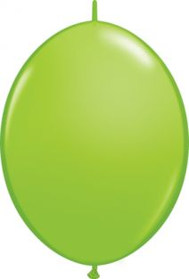 "06"" QLINK LIME GREEN 50CT"