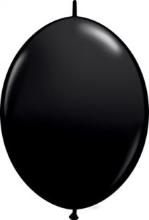 "12"" QLINK ONYX BLACK 50CT"