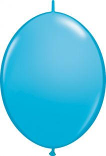 "12"" QLINK ROBIN'S EGG BLUE 50CT"