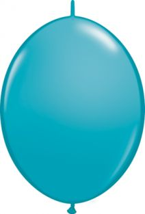 "12"" QLINK TROPICAL TEAL 50CT"
