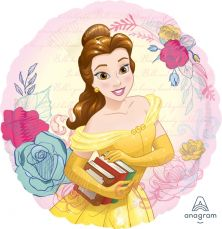 "18"" RND NEW BEAUTY&THE BEAST BELLE (PK)"