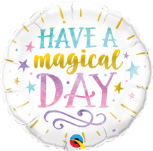 """18"""" RND HAVE A MAGICAL DAY (PK)"""