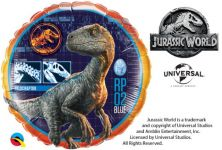 "18"" RND JURASSIC WORLD (PK)"