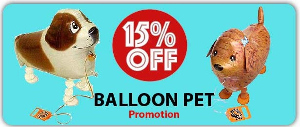 Balloon Pet Offer