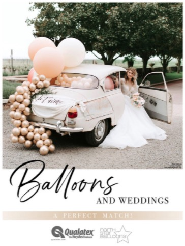 Balloons & Weddings